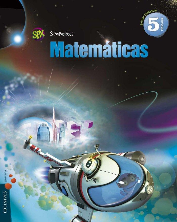 Matematicas 5ºep carpeta 14 superpixepolis