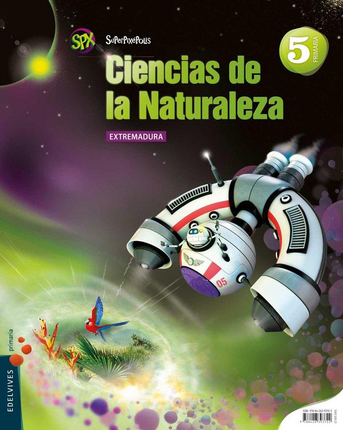 Ciencias naturales 5ºep extremadura 14 superpixepo
