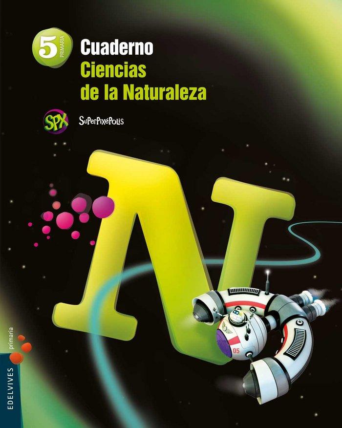 Cuaderno ciencias naturales 5ºep 14 superpixep.