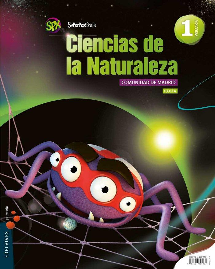 Ciencias naturales 1ºep pauta madrid 15 superpixep