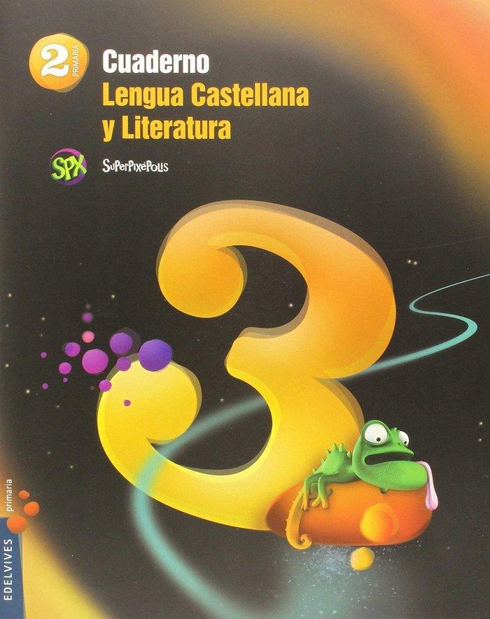 Cuaderno lengua 3 2ºep superpixepolis 15