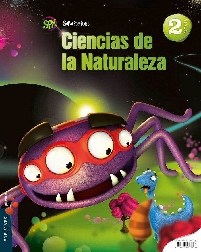 Ciencias naturales 2ºep superpixepolis 15