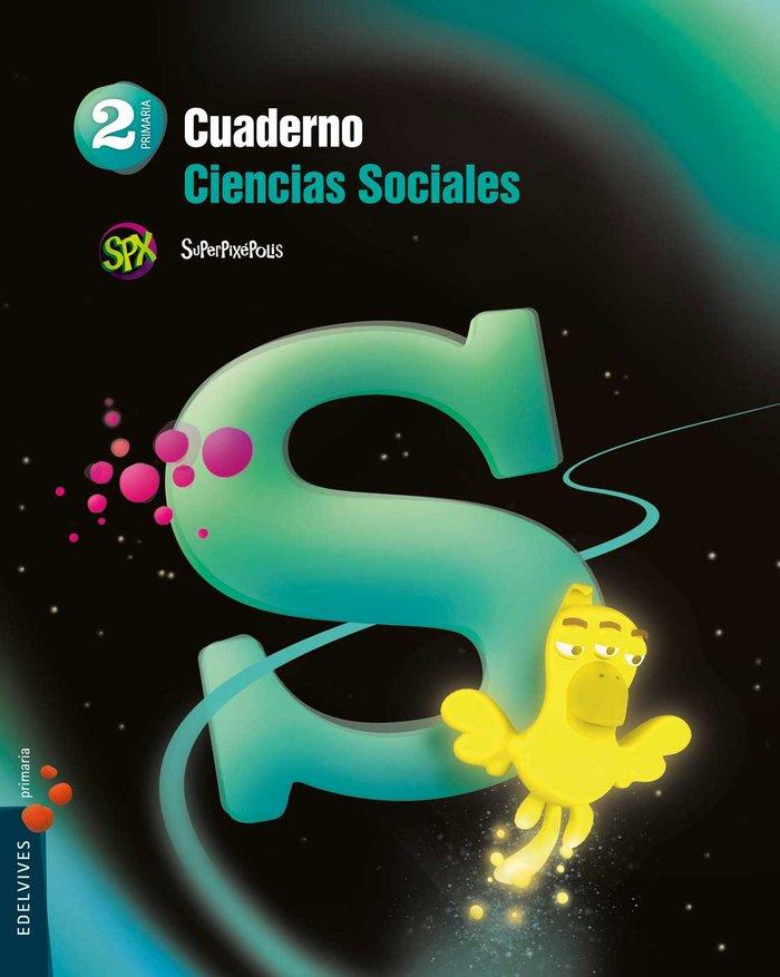 Cuaderno ciencias sociales 2ºep 15 superpixepolis