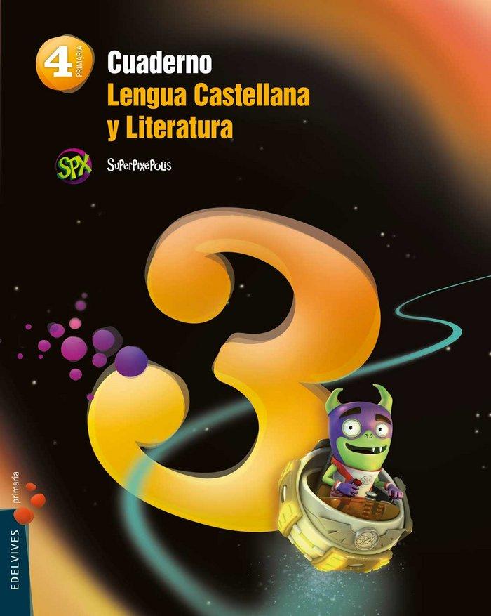 Cuaderno lengua 3 4ºep 15 superpixepolis