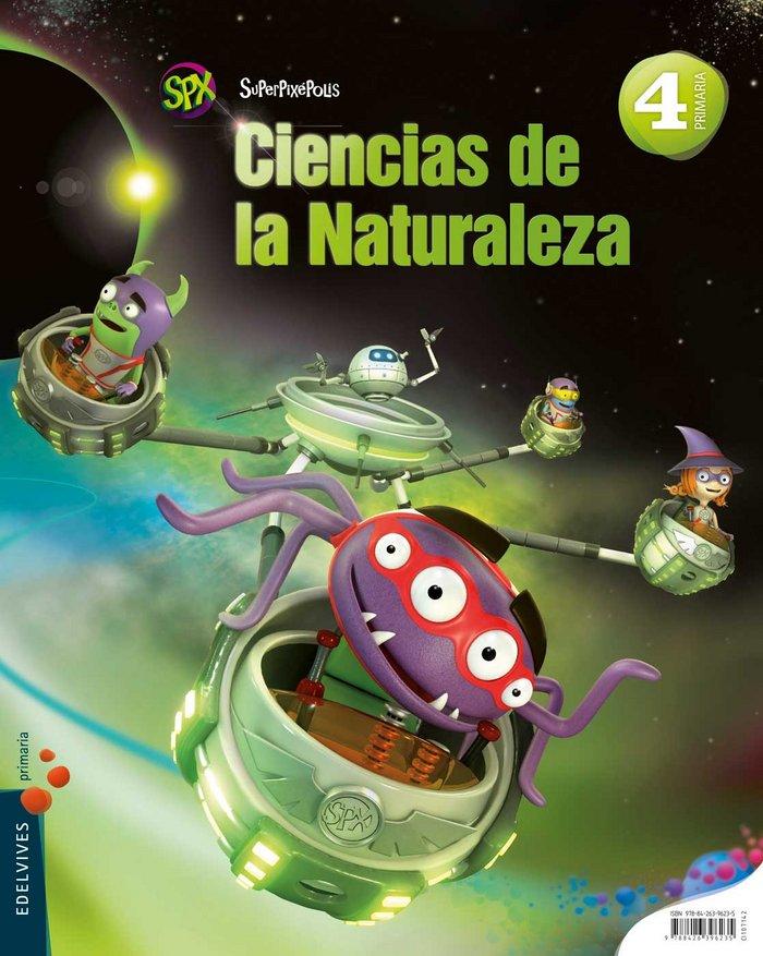 Ciencias naturales 4ºep 15 superpixepolis