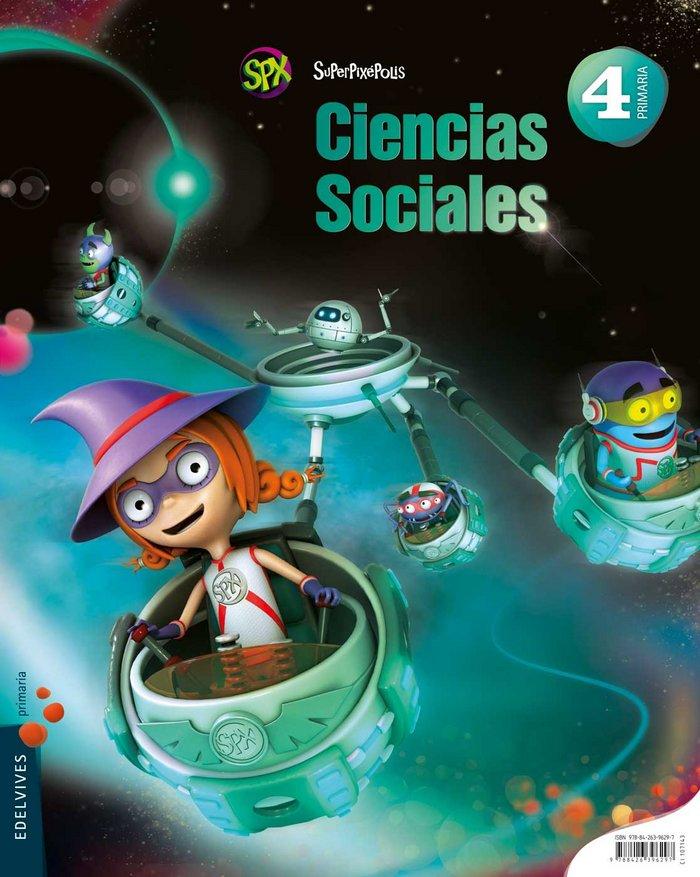 Ciencias sociales 4ºep 15 superpixepolis