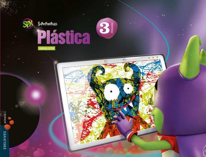 Plastica 3ºep andalucia 15 superpixepolis
