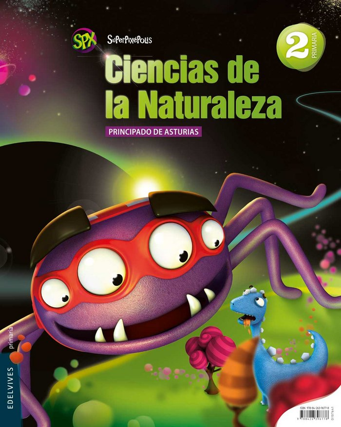 Ciencias naturaleza 2ºep asturias 15 superpixepoli