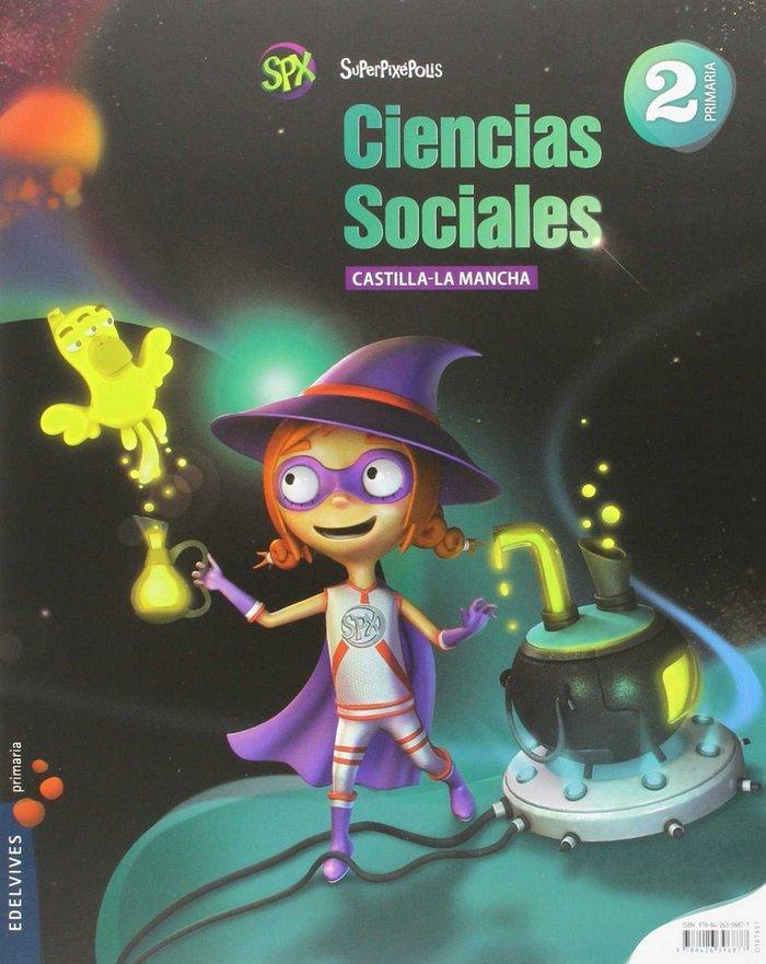 Ciencias sociales 2ºep c.mancha 15 superpixepolis
