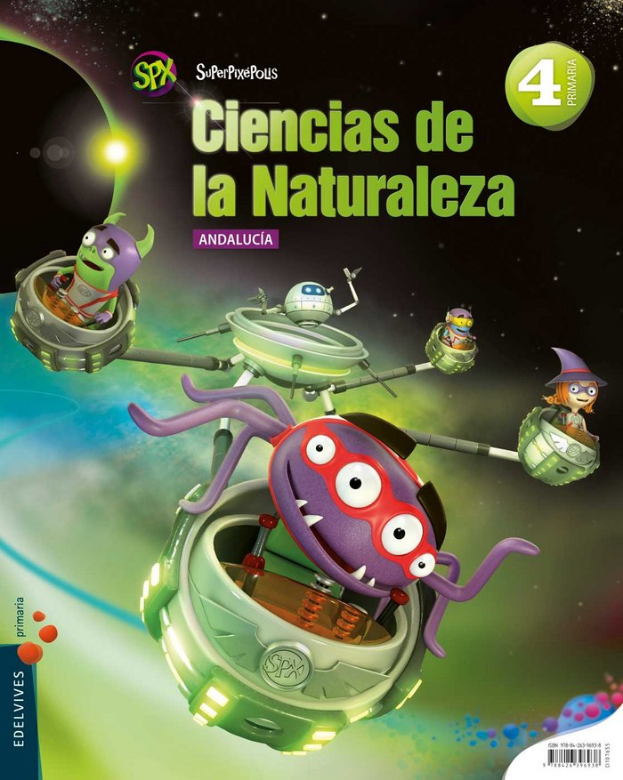 Ciencias naturales 4ºep andalucia 15 superpixepoli