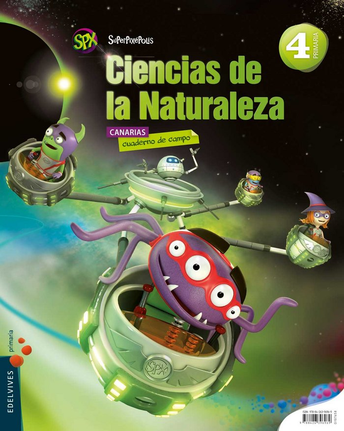 Ciencias naturaleza 4ºep canarias 15 superpixepoli