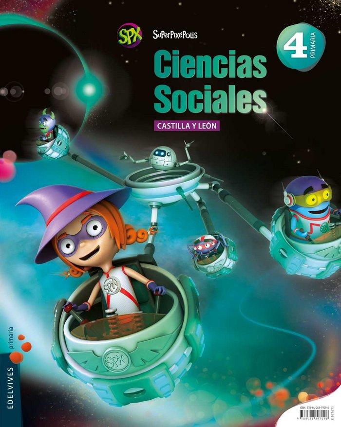 Ciencias sociales 4ºep cast-leon 15 superpixepolis