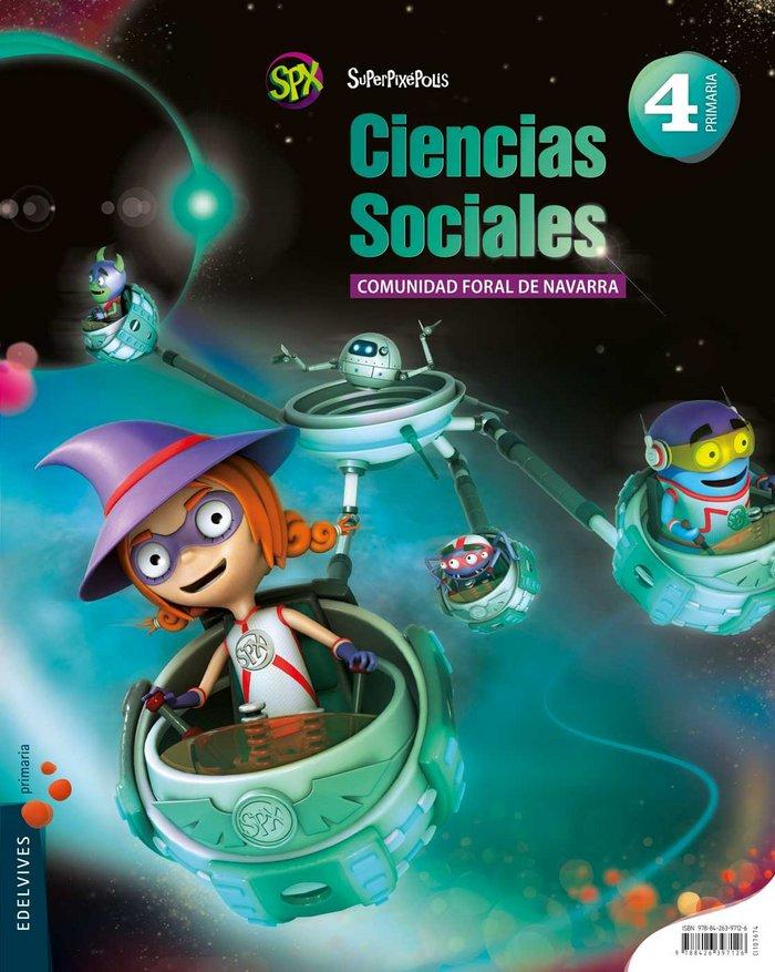 Ciencias sociales 4ºep navarra 15 superpixepolis