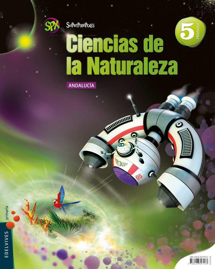 Ciencias naturales 5ºep andalucia 15 superpixepoli