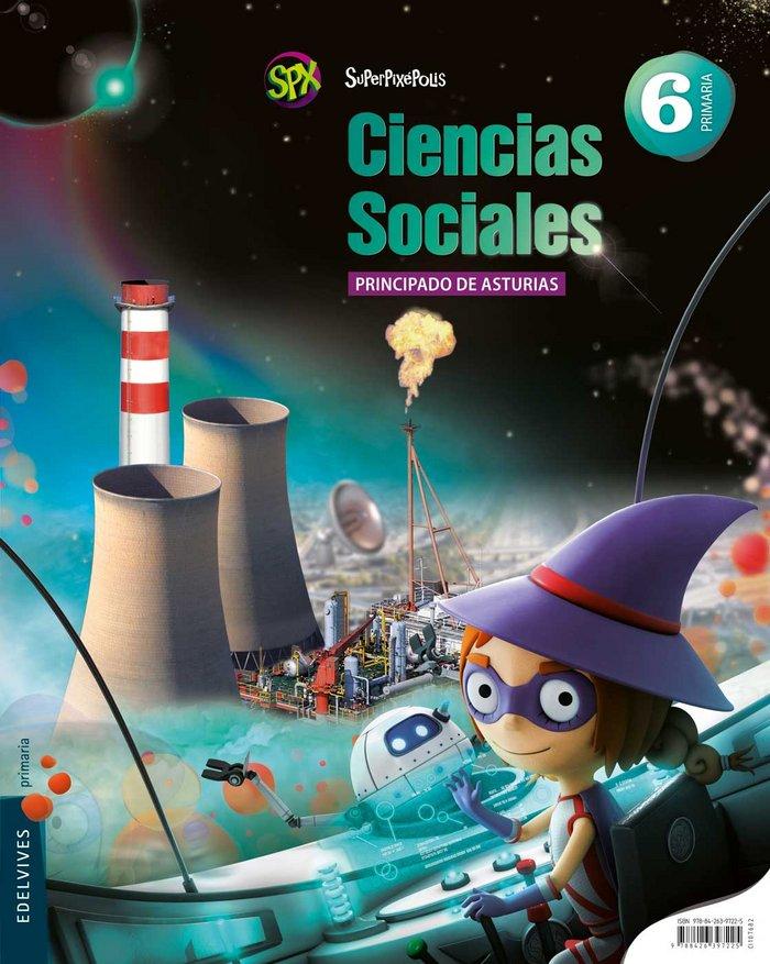 Ciencias sociales 6ºep asturias 15 superpixepolis