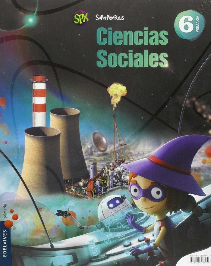 Ciencias sociales 6ºep cantabria 15 superpixepolis