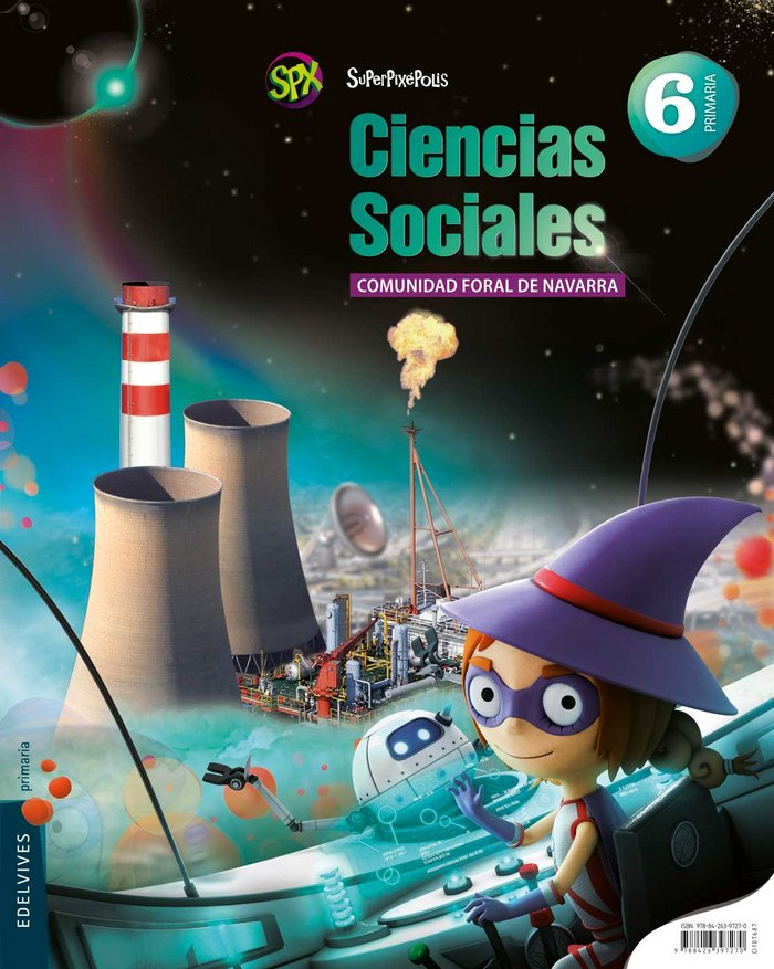 Ciencias sociales 6ºep navarra 15 superpixepolis