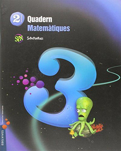 Quad.matematiques 3 2ºep val.15 superpixepolis