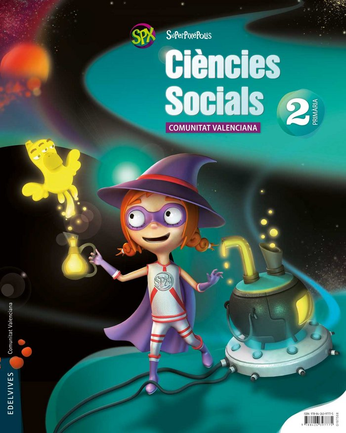 Ciencies socials 2ºep valencia 15 superpixepolis