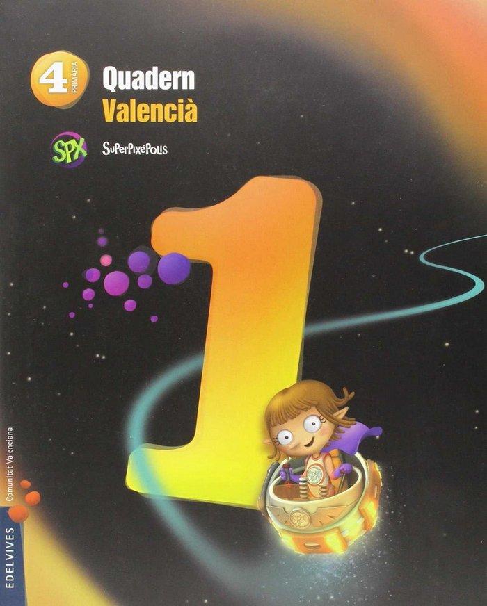 Quadern lengua 1 4ºep valencia 15 superpixepolis