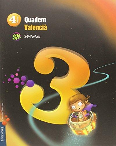 Quadern lengua 3 4ºep valencia 15 superpixepolis