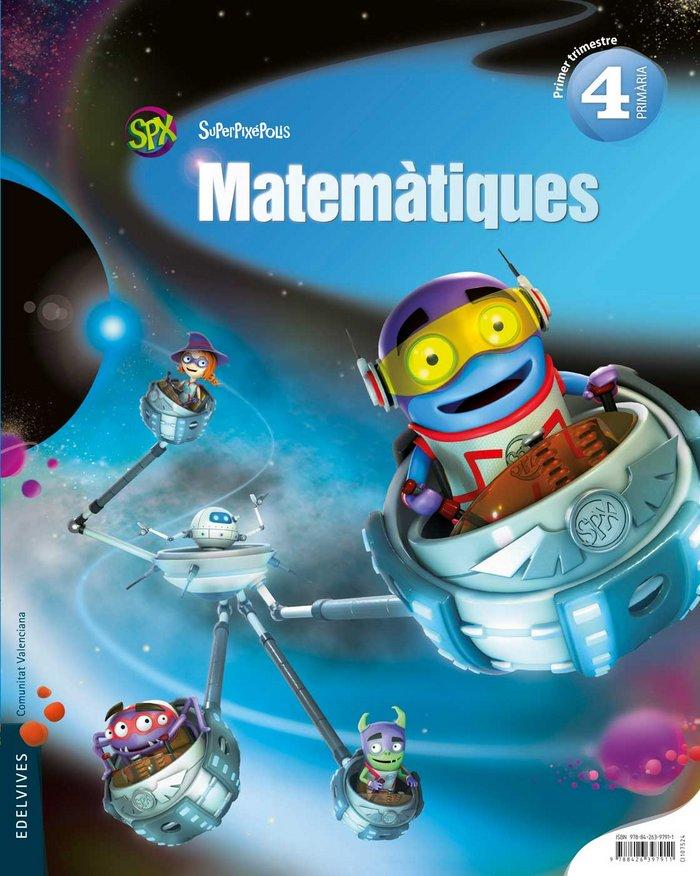 Matematiques 4ºep valencia 15 superpixepolis
