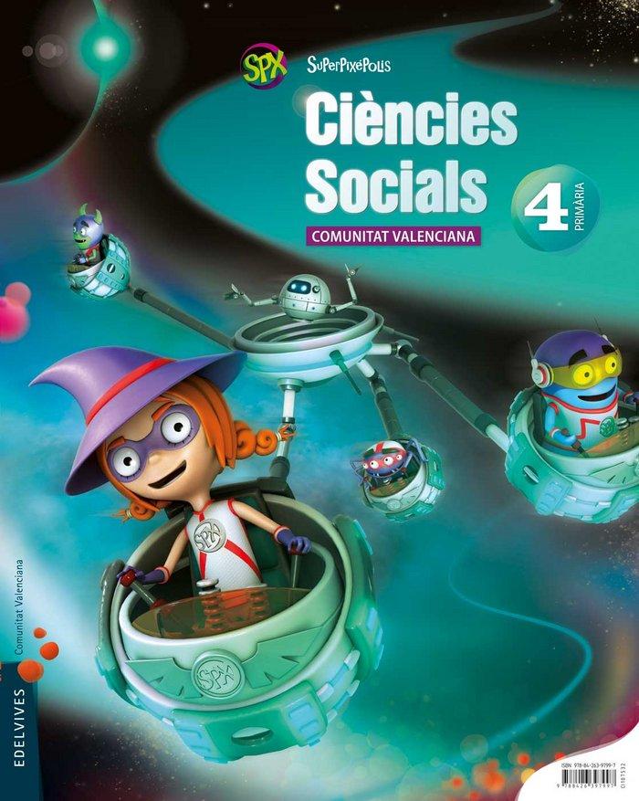 Ciencies socials 4ºep valencia 15 superpixepolis