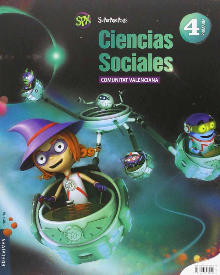 Ciencias sociales 4ºep valencia 15 superpixepolis