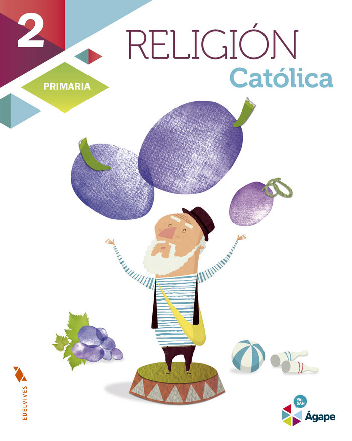 Religion 2ºep mec agape 15