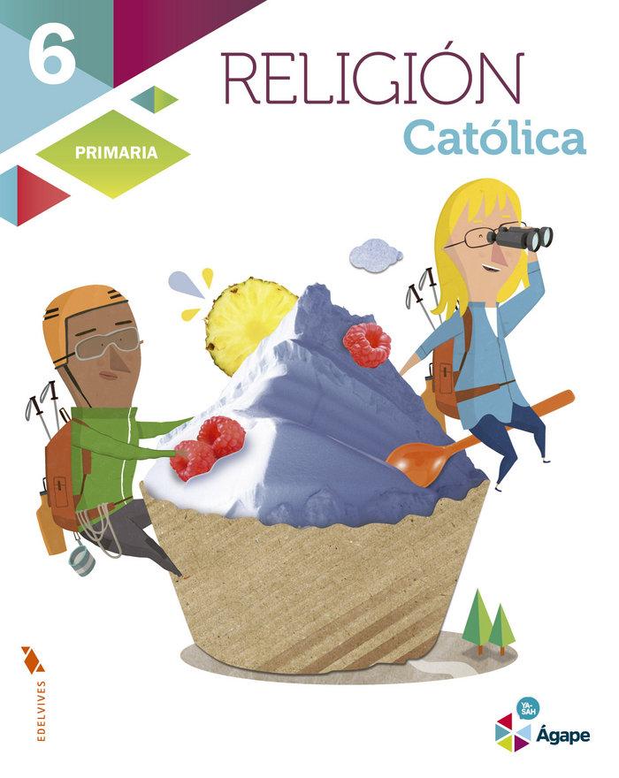 Religion 6ºep mec agape 15