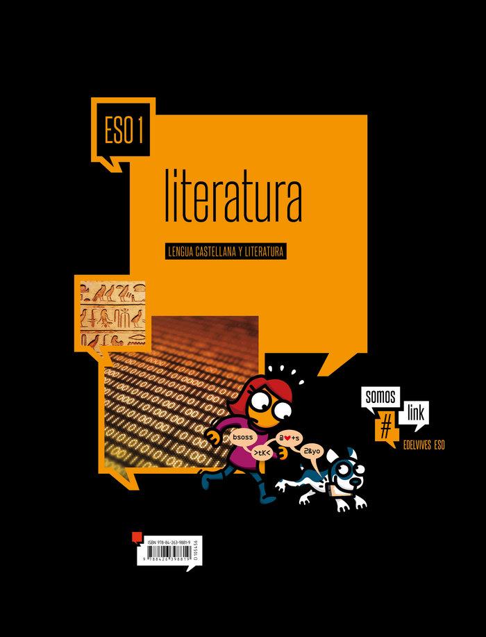 Lengua literatura pack 1ºeso somoslink 15