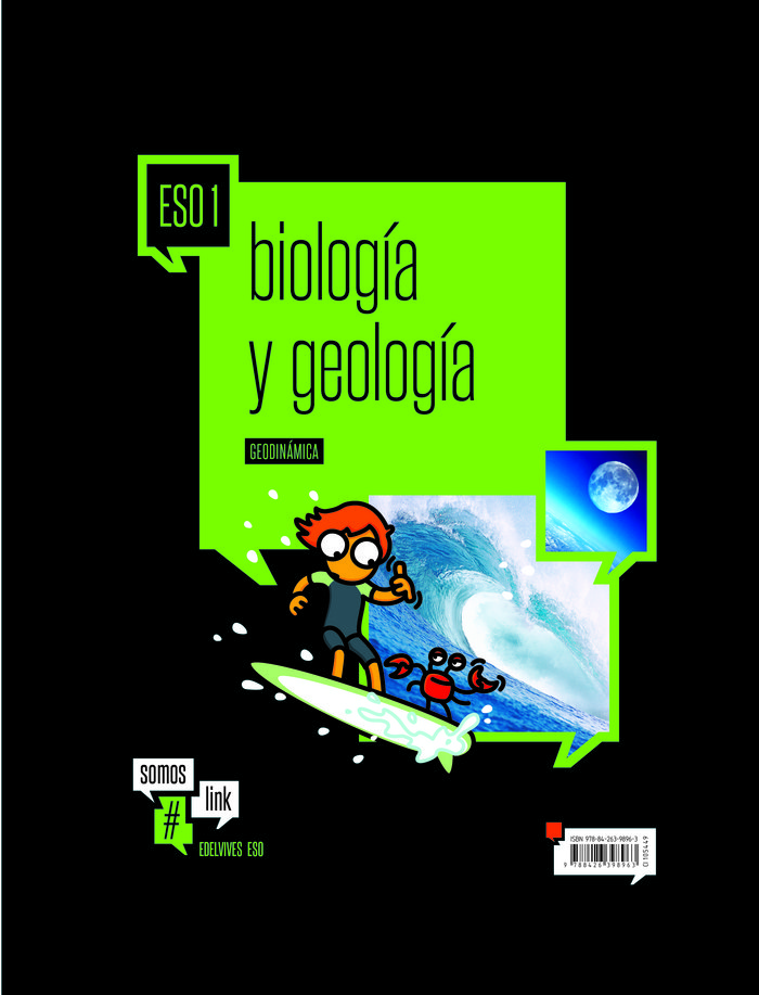 Biologia geologia 1ºeso c.mancha/cant. 15 somoslin