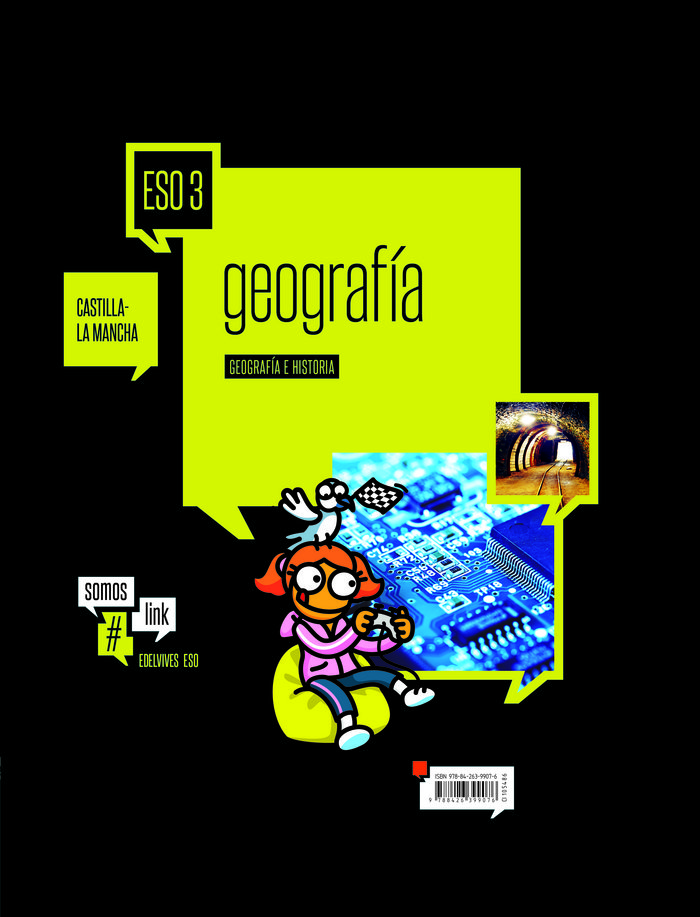 Geografia historia 3ºeso c.mancha 15 somoslink