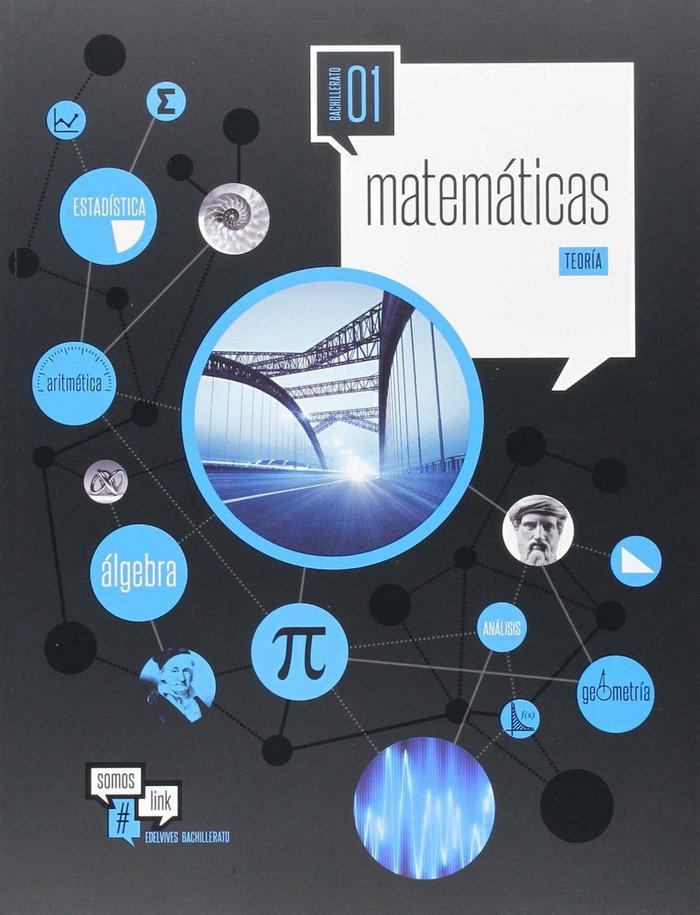 Matematicas 1ºnb somoslink 15 pack