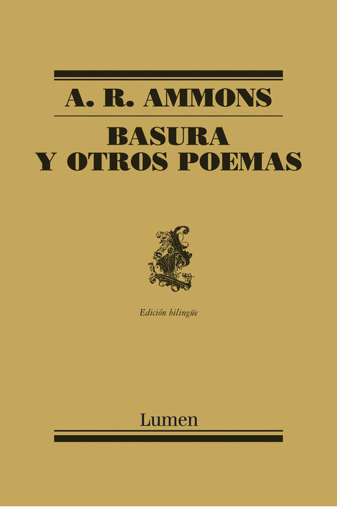 Basura y otros poemas