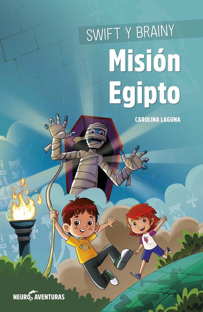 Swift y brainy mision egipto
