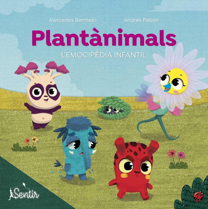 Plantanimals (cat)