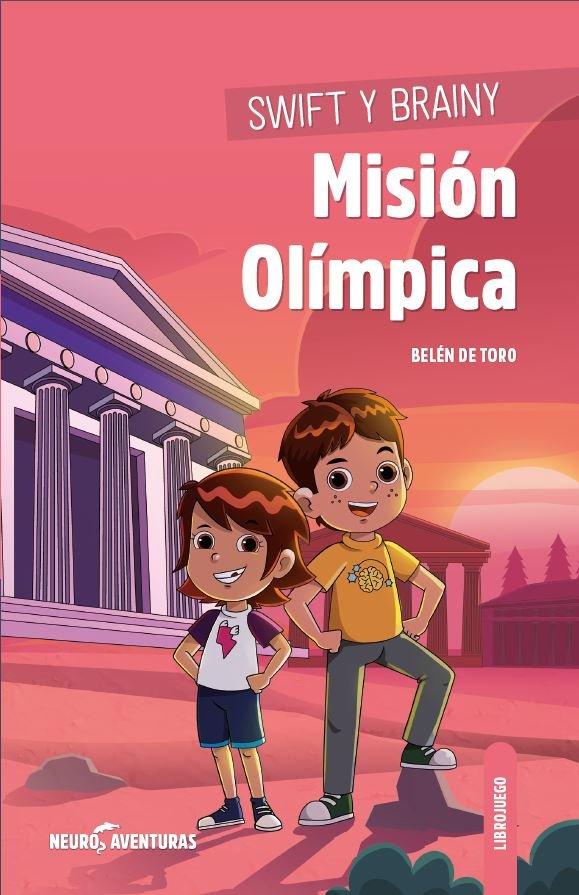 Swift y brainy mision olimpica
