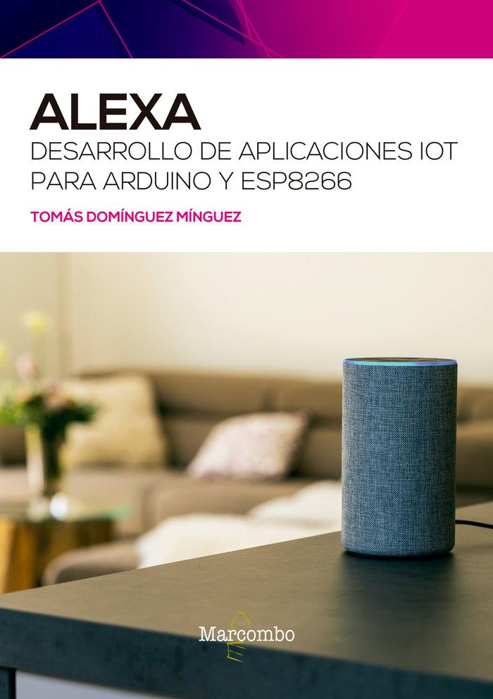 Alexa desarrollo de aplicaciones iot para