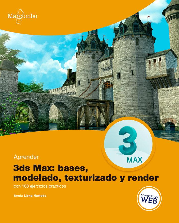 Aprender 3ds max bases modelado texturi