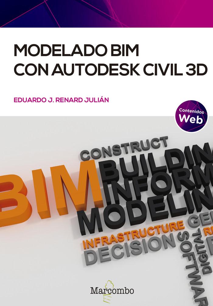 Modelado bim con autodesk civil 3d