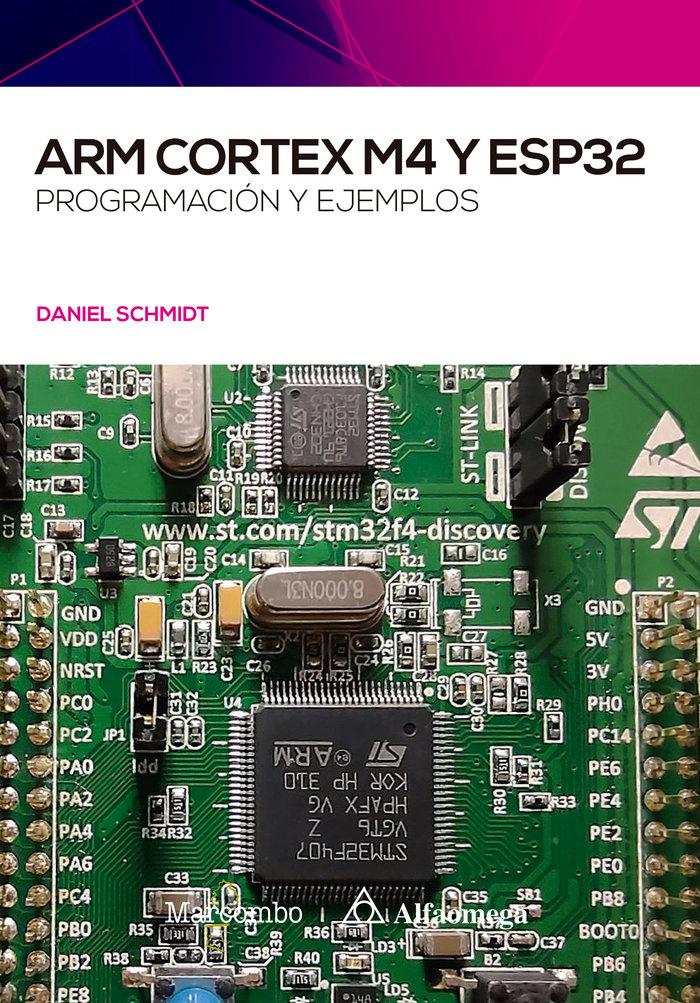 Arm cortex m4 y esp32 programacion y ejemp