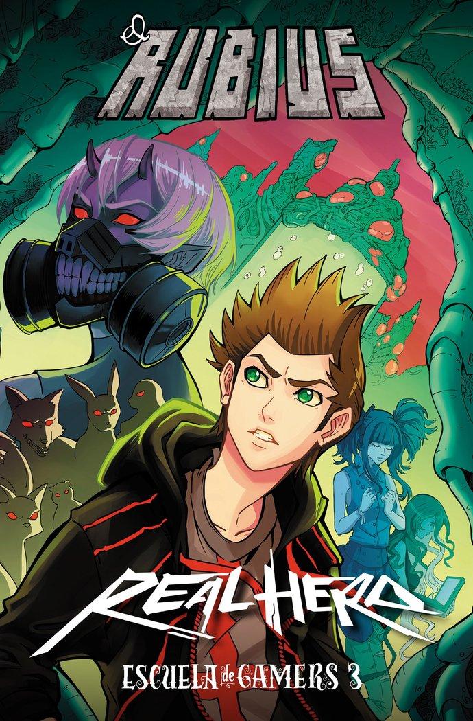 Escuela de gamers iii real hero