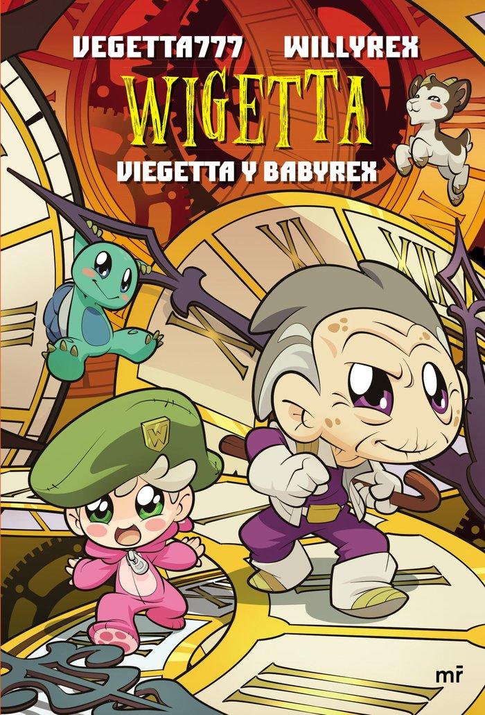 Wigetta viegetta y babyrex vol.14