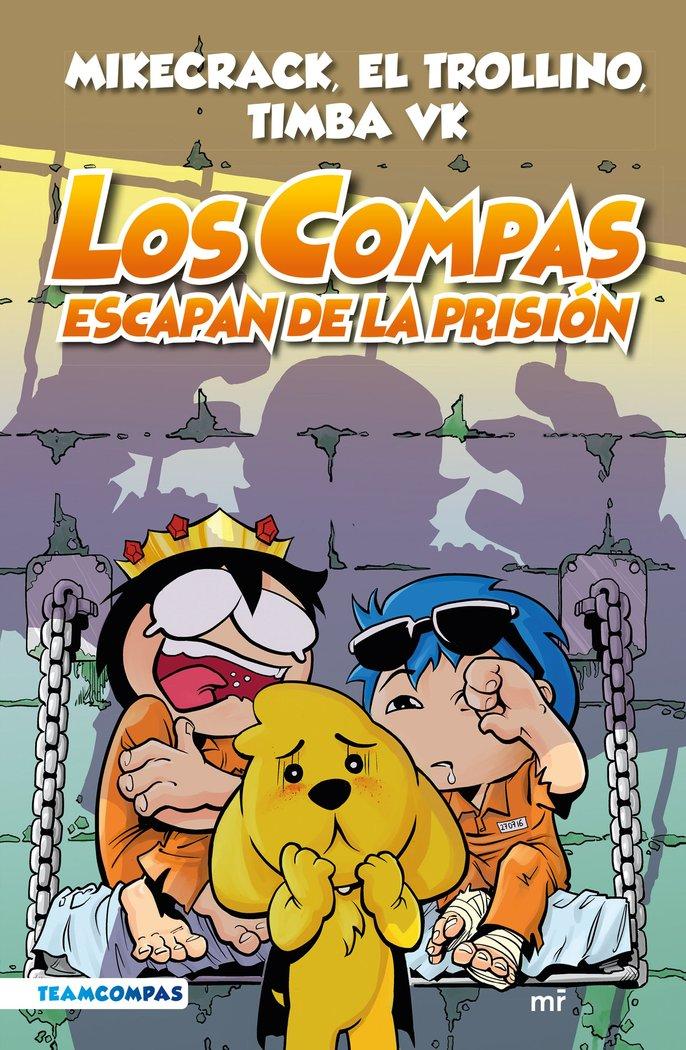Los compas escapan de la prision 2