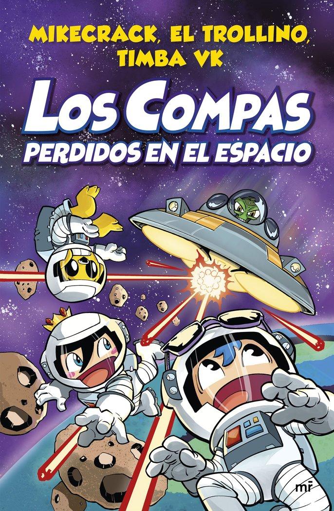 Los compas 5 perdidos en el espacio