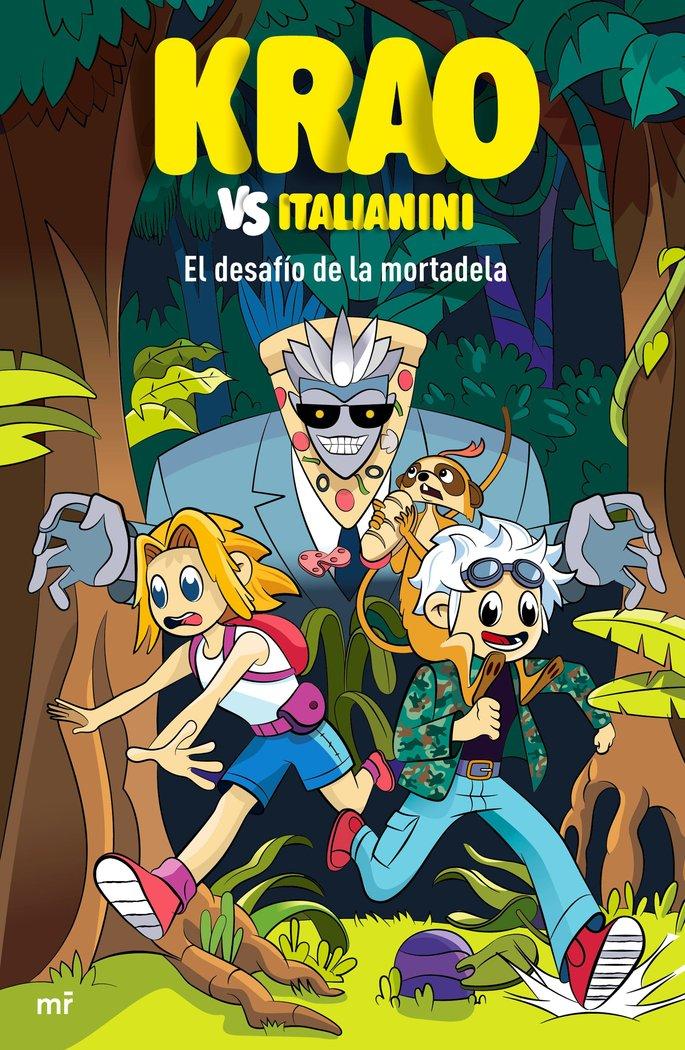 Krao vs italianini el desafio de la morta