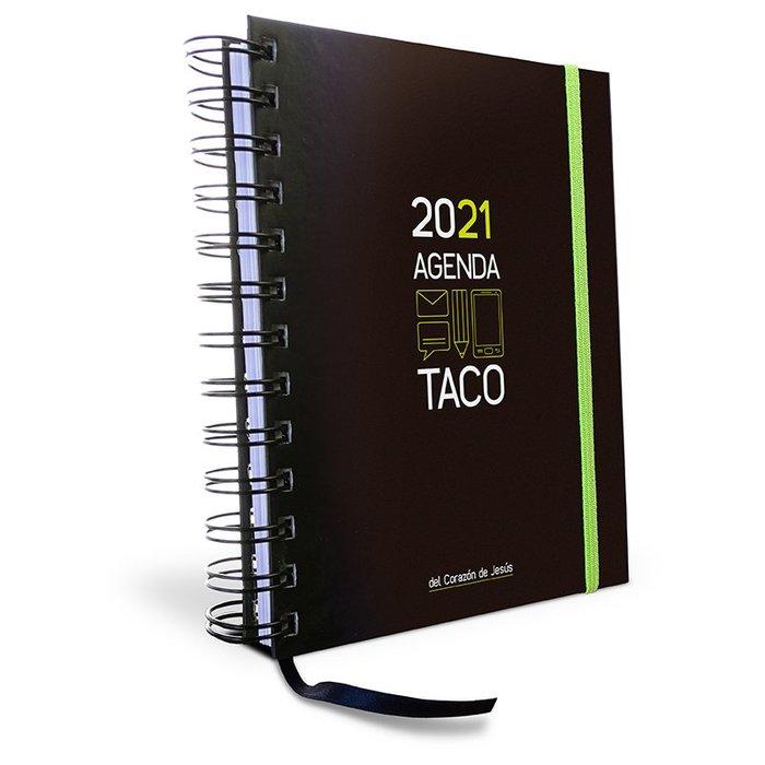Agenda taco 2021 verde