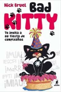 Bad kitty fiesta de cumpleaños