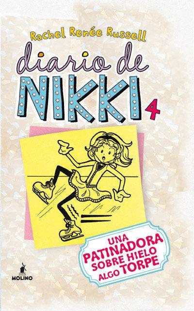 Diario de nikki 4 una patinadora sobre hielo